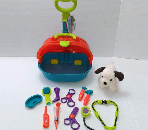 Battat Pup and Go Carrier