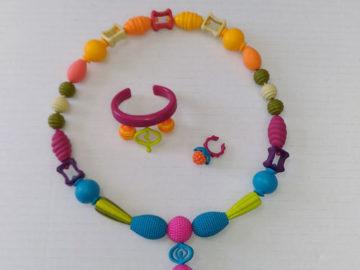 Pop Snap Bead Jewelry
