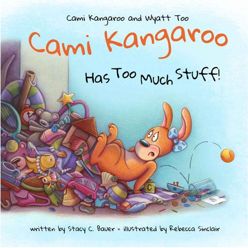 Cami Kangaroo Has Too Much Stuff