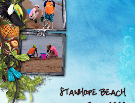 Hello Beach Quickpage