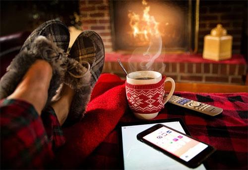 Home Heating Tips - Image Credit Jill Wellington